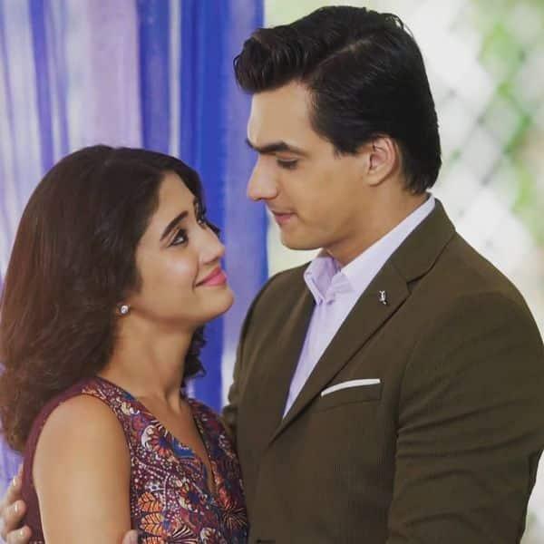 Yeh Rishta Kya Kehlata Hai's Shivangi Joshi on her chemistry with Mohsin  Khan: It has been magical since the start