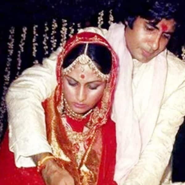 पारंपरिक रुप से हुई थी Amitabh-Jaya Bachchan की शादी