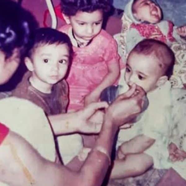 बचपन में काफी क्यूट थी अंकिता लोखंडे