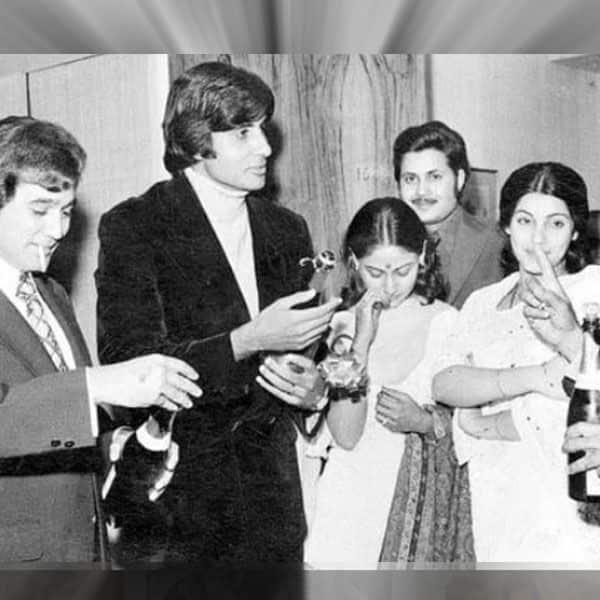 राजेश खन्ना की हर पार्टी की शान होती थीं Dimple Kapadia