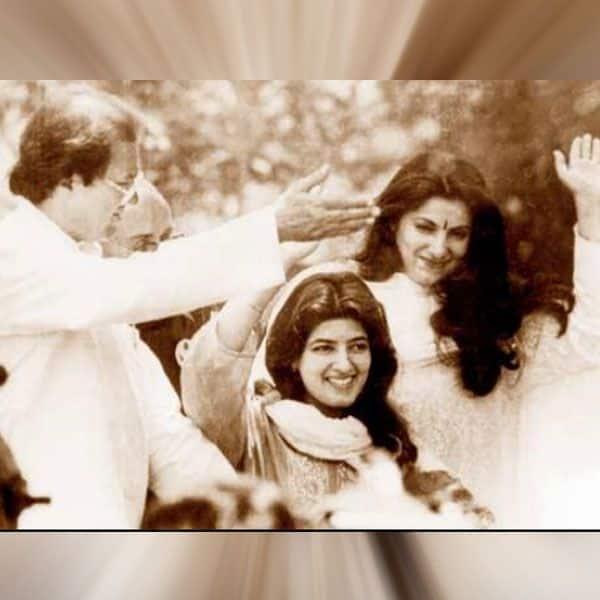 राजेश खन्ना को देखते ही शरमा जाती थीं Dimple Kapadia