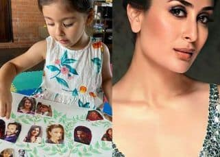 Kareena Kapoor Khan showers hearts and love on 'The Family Tree' made by niece Inaaya Naumi Kemmu — view post
