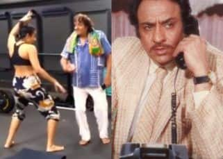 Veteran actor Ranjeet dances with daughter on Sholay's iconic Mehbooba song — watch video