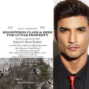 RIP Sushant Singh Rajput: Did you know he was the first Bollywood actor to buy land on the moon?