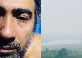 Ranvir Shorey takes to Instagram to alert arrival of Cyclone Nisarga with THIS picture