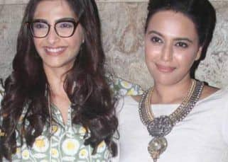 Swara Bhasker supports her friend, Sonam Kapoor, in the nepotism debate; says, 'She's a very strong girl' [Exclusive]