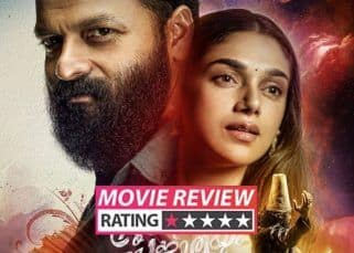 Sufiyum Sujatayum movie review: Aditi Rao Hydari and Jayasurya deliver old, stale wine in a dull, dusty bottle