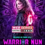 Warrior Nun web series review: More like confessions of a teenage-drama nun playing hide-and-seek with demons