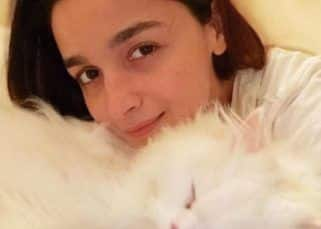 Alia Bhatt chilling with her furry friend, Edward, is the cutest thing on the internet today