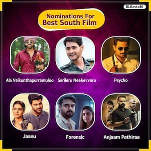 #BLBestOf6: Ala Vaikunthapurramuloo, Jaanu, Forensic - vote for the Best South film of 2020 so far