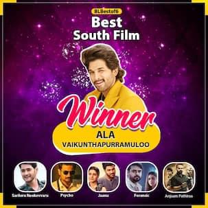 #BLBestOf6: Ala Vaikunthapurramuloo BEATS Sarileru Neekevvaru and Psycho to be the Best South Film of 2020 so far— view poll result