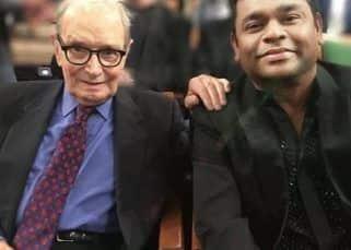 Ennio Morricone passes away at 91 — AR Rahman, Farhan Akhtar, Randeep Hooda pay condolences to the legendary composer