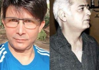 Kamaal R Khan hits out at Hansal Mehta, says, 'What Hansal or anybody else can snatch from me?'