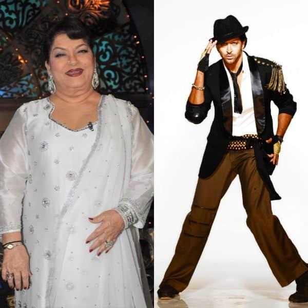 RIP Saroj Khan: When the late choreographer heaped praises on ...
