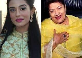 RIP Saroj Khan: 'I was scared of her,' says Amrita Rao