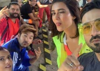 Khatron Ke Khiladi 10, 12 July 2020 written update: Tejassws Prakash's health detoriates while contestants perform stunts with their friends