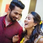 Mira Rajput pens a beautiful anniversary post for Shahid Kapoor; says, 'You make me laugh like no one else'