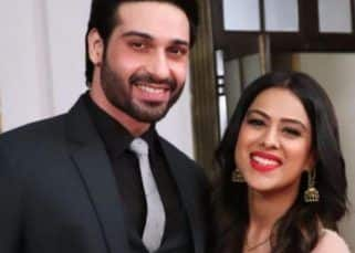 Naagin 4: Hey, BrinDev fans, have you seen this picture of Nia Sharma with Vijayendra Kumeria yet?