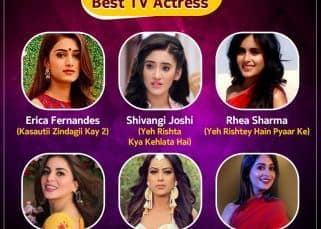 #BLBestOf6: Dipika Kakar, Erica Fernandes, Shivangi Joshi — VOTE for the Best TV Actress in the first half of 2020