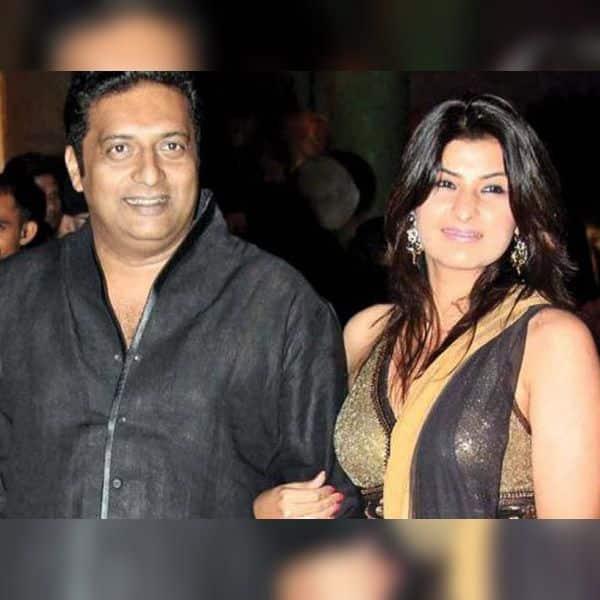 प्रकाश राज और पोनी वर्मा