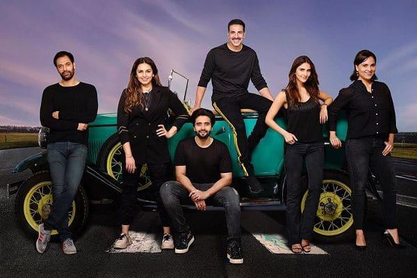 Bell Bottom: Lara Dutta and Huma Qureshi join the cast of Akshay Kumar-Vaani Kapoor's espionage thriller — view pic