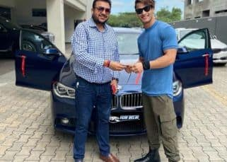 Bigg Boss 13's Asim Riaz buys his dream car, BMW 5 series — see pic