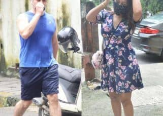 It's Awkward! Arbaaz Khan picking his nose, Neha Kakkar adjusting her hair after visit the salon - these pictures are certain to tickle your funny bone