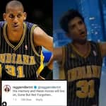 Dil Bechara: NBA legend Reggie Miller notices Sushant Singh Rajput in his jersey in the film, says, 'Gone But Not Forgotten'