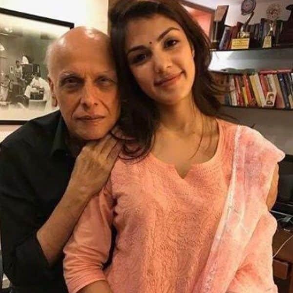 महेश भट्ट की फिल्म की हीरोइन थी रिया चक्रवर्ती