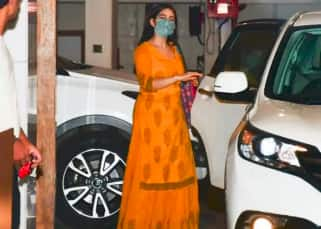 Sara Ali Khan's driver tests positive for Covid-19, the actress and other family members 'will take necessary precautions'