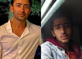 Yeh Rishtey Hain Pyaar Ke's Shaheer Sheikh gives a THROWBACK treat to fans as he shares his first ever selfie