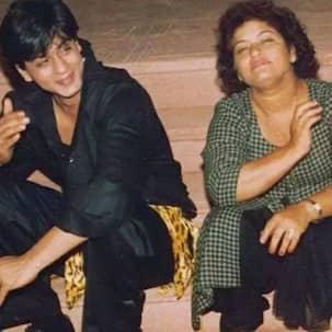 RIP Saroj Khan: When the late choreographer slapped Shah Rukh Khan for saying he has too much work