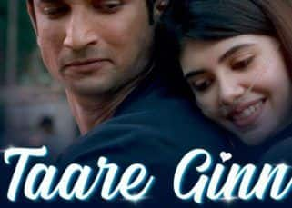 Taare Ginn song: Sushant Singh Rajput and Sanjana Sanghi serve the perfect romantic melody for prom night