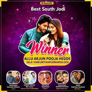 #BLBestOf6: Allu Arjun-Pooja Hegde in Ala Vaikunthapurramuloo are hands down the Best South Jodi of 2020 so far