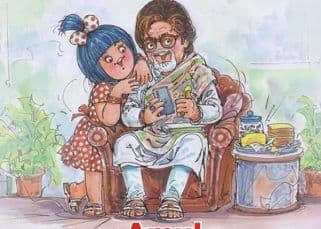 Amitabh Bachchan gets a homecoming tribute from Amul as he returns home after beating the Coronavirus