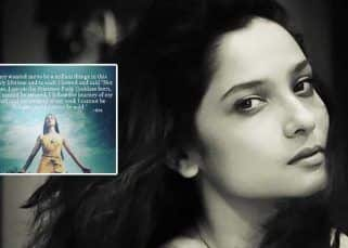 Ankita Lokhande shares a cryptic message on social media, says, 'I cannot be bought, and I cannot be sold'