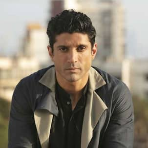 Farhan Akhtar hits back at a troll after his tweet on COVID vaccine prices goes viral; says, 'Address de tera'
