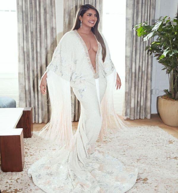priyanka chopra wedding dress red price