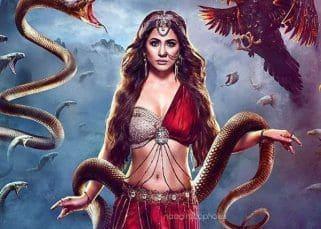Naagin 4 August 9, 2020 Season Finale Written Update: Hina Khan makes a smashing entry as Aadi Naagin saving Dev