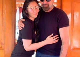 'God has yet again chosen to test us,' says Sanjay Dutt's wife Maanayata on his health condition