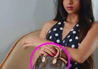 Guess the price: Suhana Khan's mini Louis Vuitton bag can buy you a solid 24-carat gold item