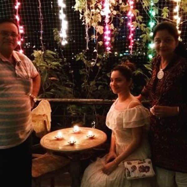 साल 2016 में मुंबई आई थी अंकिता लोखंडे की मां