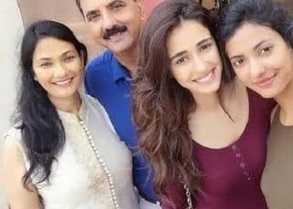 Disha Patani's father, Uttar Pradesh top cop Jagdish Patani tests positive for COVID-19 along with two colleagues