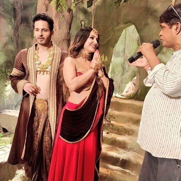 हिना खान ने नागिन 5 को कहा अलविदा
