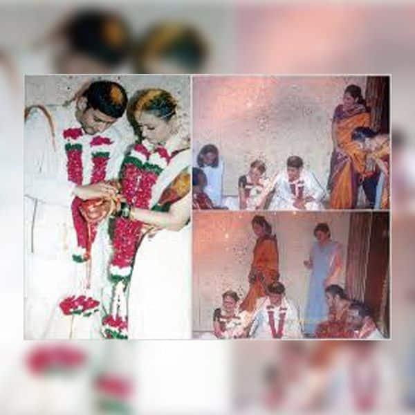 तेलुगु रीति-रिवाज से हुई शादी