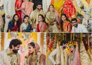 Rana Daggubati - Miheeka Bajaj wedding: 11 unmissable moments from the intimate yet beautiful ceremony that will make you go wow