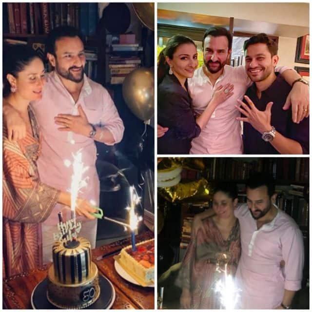 50वां जन्मदिन मना रहे हैं सैफ अली खान