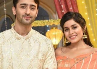 Yeh Rishtey Hain Pyaar Ke actor Shaheer Sheikh's belated birthday wish for co-star Rhea Sharma is so adorable