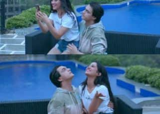 Baarish song: Yeh Rishta Kya Kehlata Hai's Mohsin Khan and Shivangi Joshi's sizzling chemistry is a treat for fans