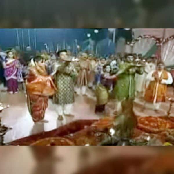 जब अंकिता लोखंडे और सुशांत सिंह राजपूत ने लिया बप्पा का नाम